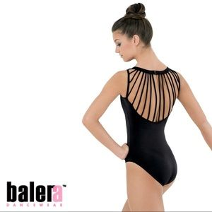 balera Delicate Strappy-back Leotard